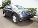 2012 Polished Metal Metallic Honda CR-V EX #67270743