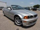 2001 Titanium Silver Metallic BMW 3 Series 330i Convertible #67270724