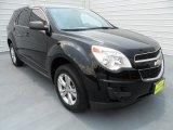2010 Black Chevrolet Equinox LS #67271113