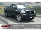 2012 Black Toyota Tundra TRD Rock Warrior Double Cab 4x4 #67270693