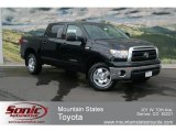 2012 Black Toyota Tundra SR5 TRD CrewMax 4x4 #67270689