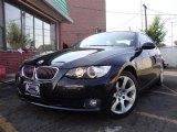 2008 Black Sapphire Metallic BMW 3 Series 328xi Coupe #67271079