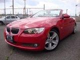 2009 Crimson Red BMW 3 Series 335i Convertible #67271037