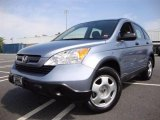 2009 Glacier Blue Metallic Honda CR-V LX 4WD #67271001