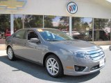 2010 Sterling Grey Metallic Ford Fusion SEL #67271304