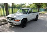 2003 Bright Silver Metallic Dodge Dakota Sport Regular Cab #67270984