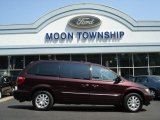 2003 Deep Molten Red Pearl Chrysler Town & Country LXi #67270969