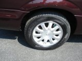 2003 Chrysler Town & Country LXi Wheel