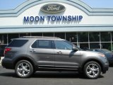 2013 Sterling Gray Metallic Ford Explorer Limited 4WD #67270962