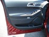 2013 Ford Explorer Limited EcoBoost Door Panel