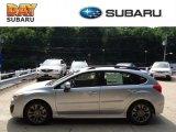 2012 Ice Silver Metallic Subaru Impreza 2.0i Sport Premium 5 Door #67340274
