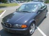 2000 Orient Blue Metallic BMW 3 Series 328i Sedan #67340603