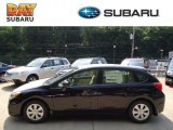 2012 Obsidian Black Pearl Subaru Impreza 2.0i 5 Door #67340271