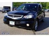 2008 Nighthawk Black Pearl Acura RDX  #67340901