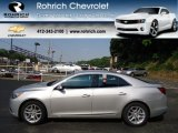 2013 Silver Ice Metallic Chevrolet Malibu ECO #67340899