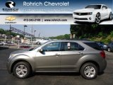 2012 Graystone Metallic Chevrolet Equinox LT AWD #67340894