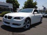 2009 Alpine White BMW 3 Series 335xi Coupe #67340190