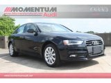 2013 Brilliant Black Audi A4 2.0T quattro Sedan #67340850