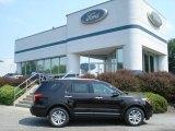 2013 Kodiak Brown Metallic Ford Explorer XLT 4WD #67340167