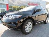 2012 Super Black Nissan Murano S #67340504