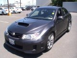 2012 Dark Gray Metallic Subaru Impreza WRX STi 4 Door #67340119