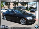 2011 Black Sapphire Metallic BMW 3 Series 335i Convertible #67340476