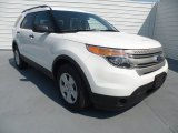 2013 Oxford White Ford Explorer FWD #67340463