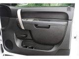 2010 Chevrolet Silverado 1500 LT Extended Cab Door Panel