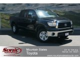 2012 Black Toyota Tundra CrewMax 4x4 #67340045