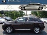 2013 Fire Agate Pearl Lexus RX 350 AWD #67340422