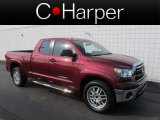 2010 Salsa Red Pearl Toyota Tundra X-SP Double Cab #67340729