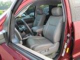 2010 Toyota Tundra X-SP Double Cab Graphite Gray Interior