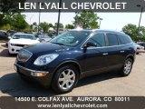 2009 Ming Blue Metallic Buick Enclave CXL AWD #67340320