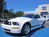 2005 Performance White Ford Mustang GT Premium Coupe #67340304