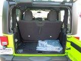 2012 Jeep Wrangler Sport 4x4 Trunk
