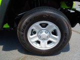 2012 Jeep Wrangler Sport 4x4 Wheel
