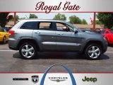 2012 Maximum Steel Metallic Jeep Grand Cherokee Overland 4x4 #67402146