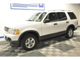 2003 Oxford White Ford Explorer XLT 4x4 #67402385