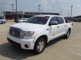 2011 Super White Toyota Tundra Limited CrewMax 4x4 #67402258