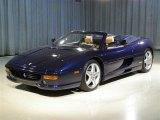 1997 LeMans Blue Ferrari F355 Spider #45066