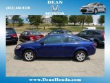2007 Laser Blue Metallic Chevrolet Cobalt LS Coupe #67402327
