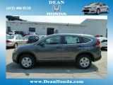2012 Polished Metal Metallic Honda CR-V LX 4WD #67402317