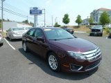 2011 Bordeaux Reserve Metallic Ford Fusion SEL #67402209