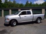 2011 Bright Silver Metallic Dodge Ram 1500 SLT Quad Cab 4x4 #67402200