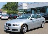 2008 Titanium Silver Metallic BMW 3 Series 328i Coupe #67402186