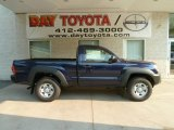 2012 Nautical Blue Metallic Toyota Tacoma Regular Cab 4x4 #67402164