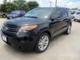2013 Tuxedo Black Metallic Ford Explorer Limited #67429640