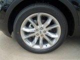 2013 Ford Explorer Limited Wheel