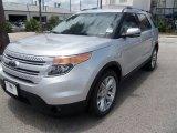 2013 Ingot Silver Metallic Ford Explorer Limited #67429630