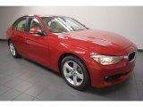 2012 Melbourne Red Metallic BMW 3 Series 328i Sedan #67429971